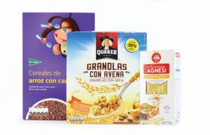 Cereales retirados por presencia de aceites minerales
