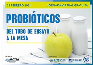 Jornada Probióticos ALCYTA
